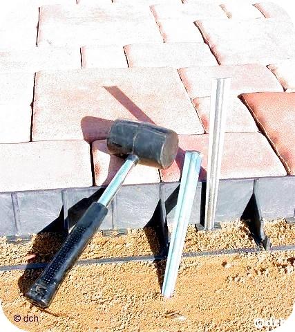Stahlanker für Multibord78