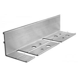 gala*AluFLEX51 Randbegrenzung aus Aluminium 1 Meter
